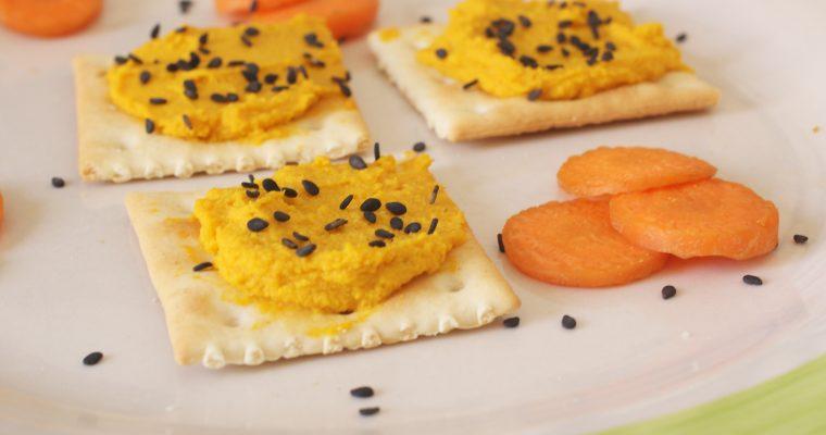 Paté de zanahoria