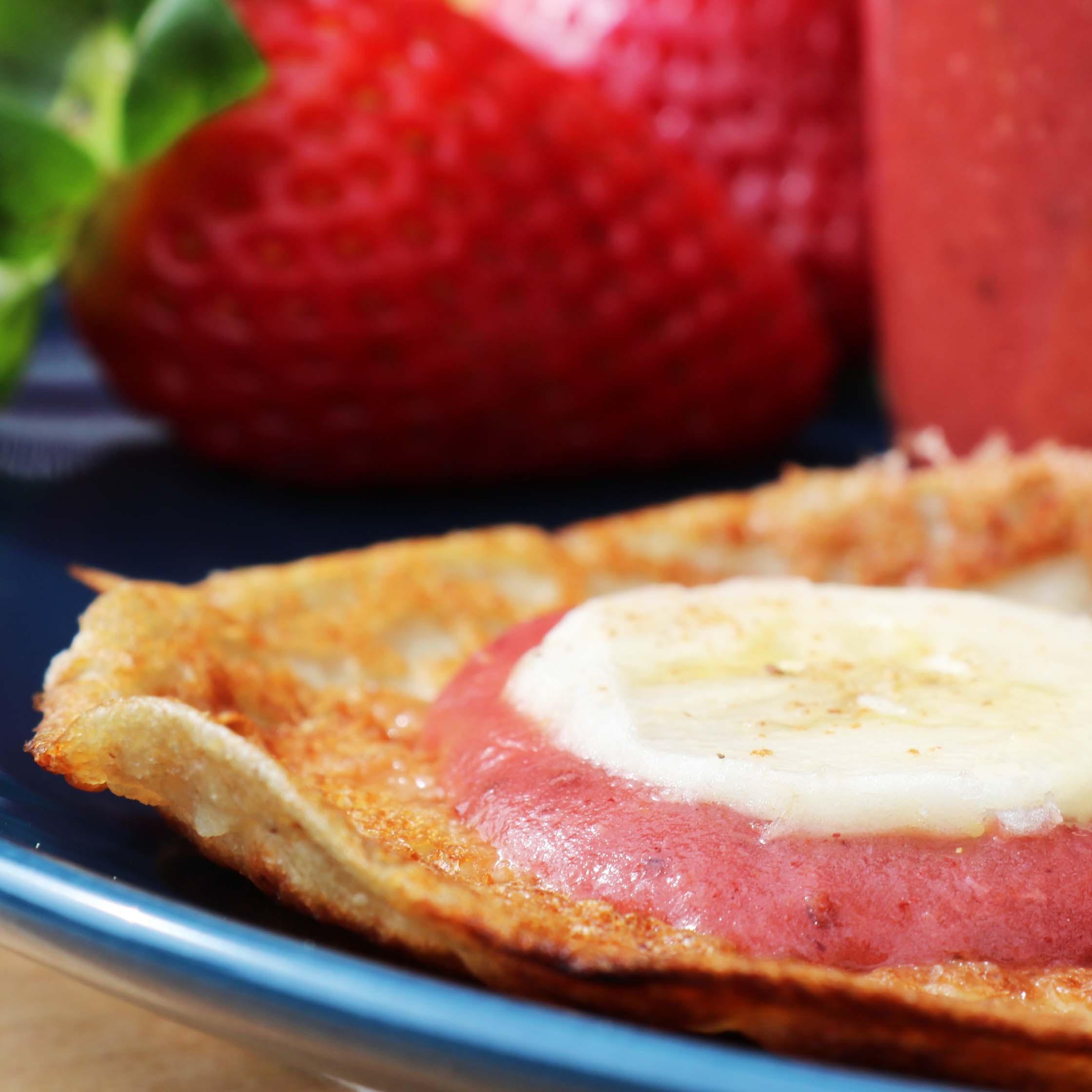 Receta vegana de mermelada de fresas casera